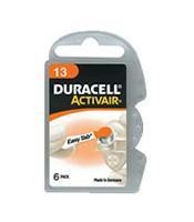 Duracell Activair Batteries Size 13 (x30 Batteries)